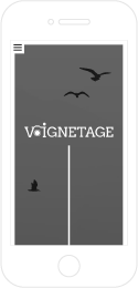 vignetage, responsive website designed and hand coded by Aurelien Vigne